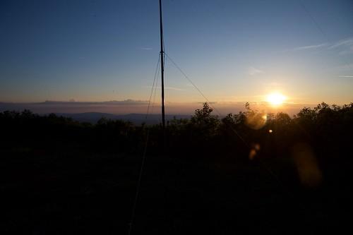 mountain sota summitsontheair waucheesi elecraftkx3 ki4svm 88doublet hardrock50 w4tsu051