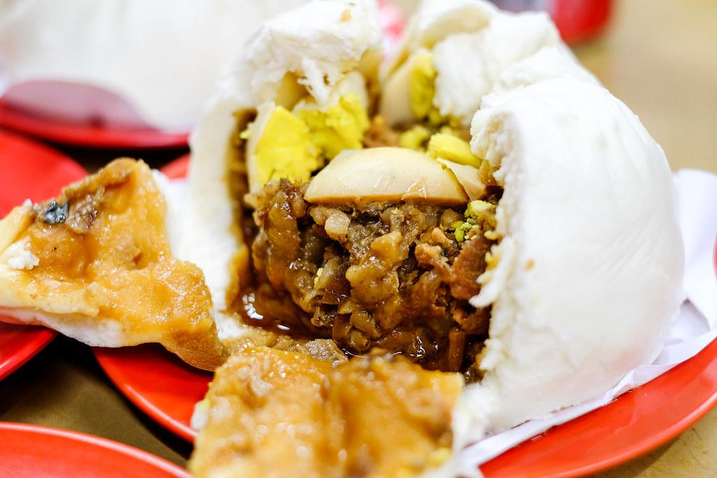 The Ye Zi Mei Bao @ Ye Zi Mei Handmade Dim Sum