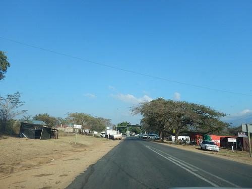 At the wrong border post into Swaziland