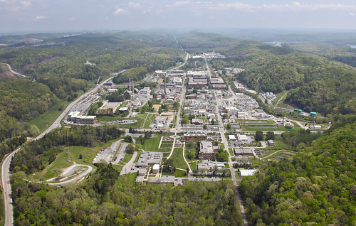 ORNL-Campus-Aerial-Looking-East
