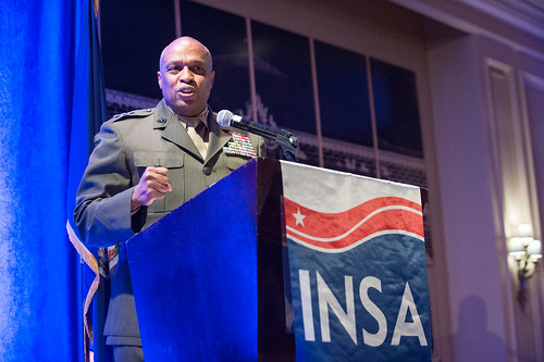 INSA Leadership Dinner with DIA Director LTG Stewart