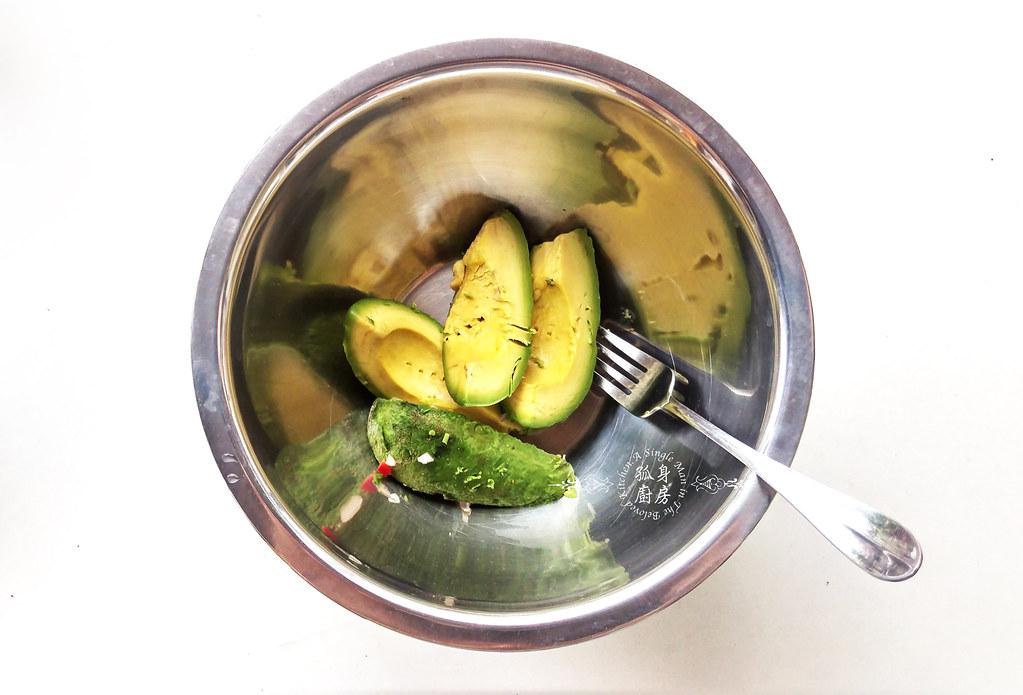 孤身廚房-莎莎醬、酪梨醬──我的夏日電影點心好配料!-9