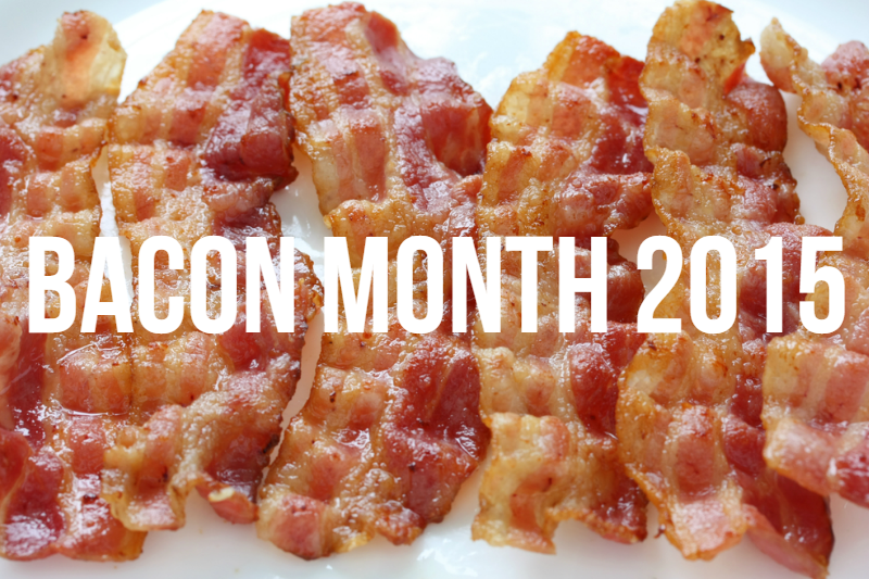 Bacon Month 2015 | Love Bakes Good Cakes