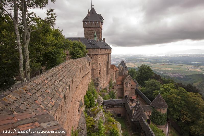 ORSCHWILLER - Château du Haut-Kœnigsbourg