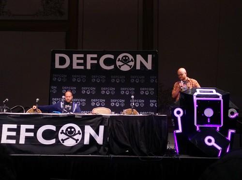 Mainframe hacking at DefCon 23