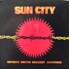 ARTISTS UNITED AGAINST APARTHEID:SUN CITY(JACKET A)