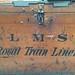 Royal Train Linen by LettError