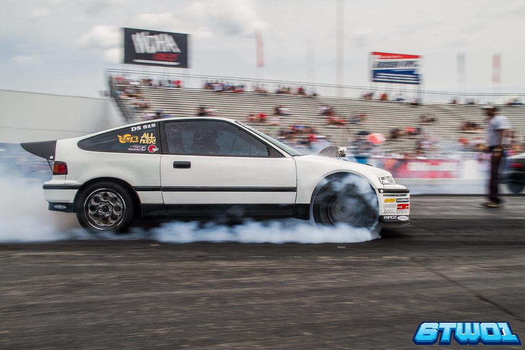 Burnout CRX