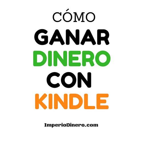 Como con Kindle – Gana dinero vendiendo ebooks en Amazon Kindle