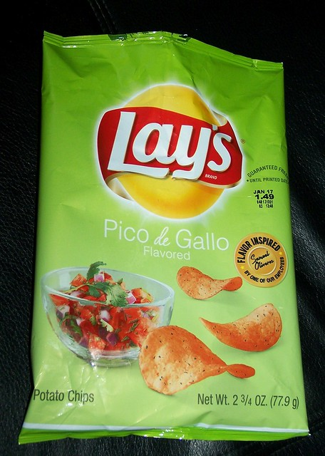 Lays Pico de Gallo potato chips