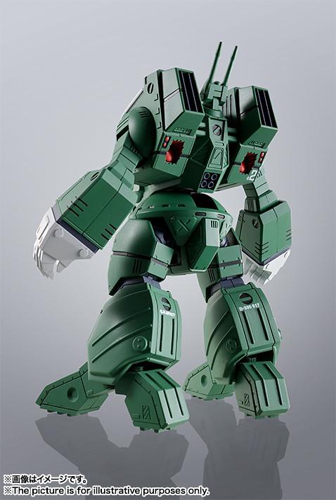摧毀軍團出動!HI-METAL R 《超時空要塞》MBR-07-MKII Destroid Spartan デストロイド・スパルタン