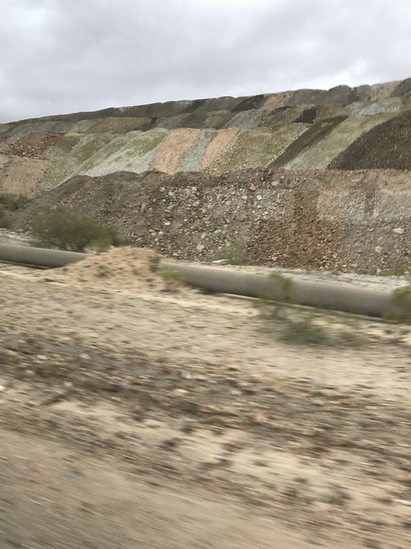 Asarco Mission Mine Tour