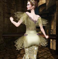The last dress