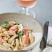 Burdock & Co - Lobster Roe Cavatelli – Lobster Bisque, Dandelion, Lobster Meat 1