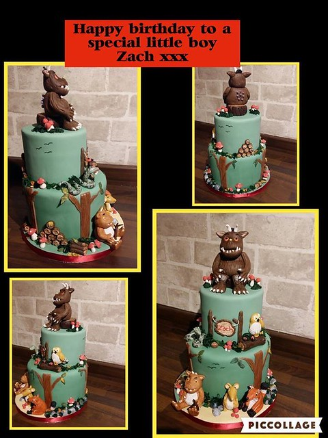 Cake by Marie Neville Smith