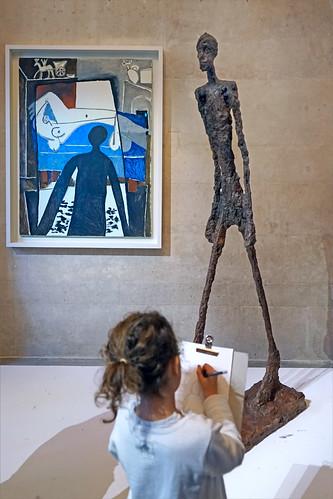 Artiste et modèle (Musée national Picasso, Paris)