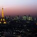 "Pink Paris ""bonne année chinoise"" by Julianoz Photographies"