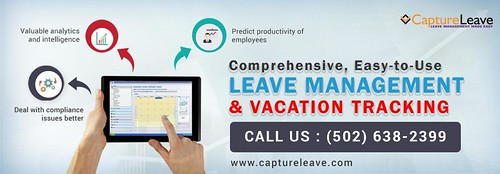 Leave Management & Vacation Tracking Software