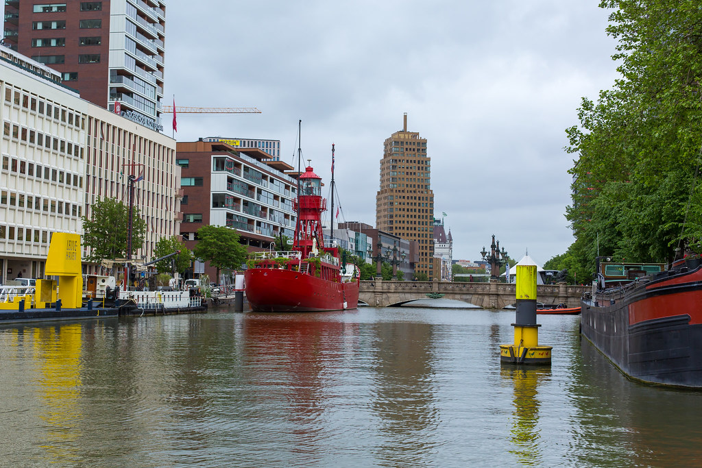 Netherlands. Rotterdam
