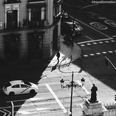 The #chosen #one #blackandwhite #blackandwhitephotography #photography #streetphotography #strangers #madrid #visitmadrid #visitamadrid #streetlights #wanderlust #travel #travelgram #vsco #vscocam