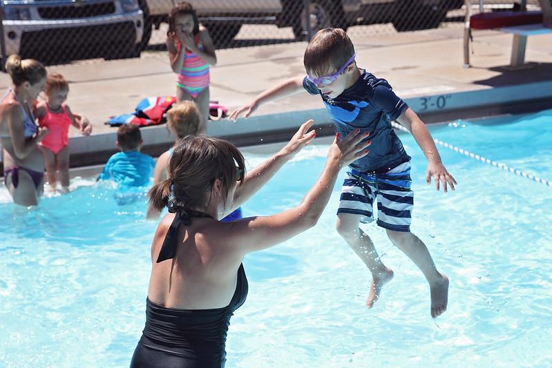 Quinter Pool Summer Fun