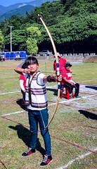 花蓮-太魯閣族 射箭比賽