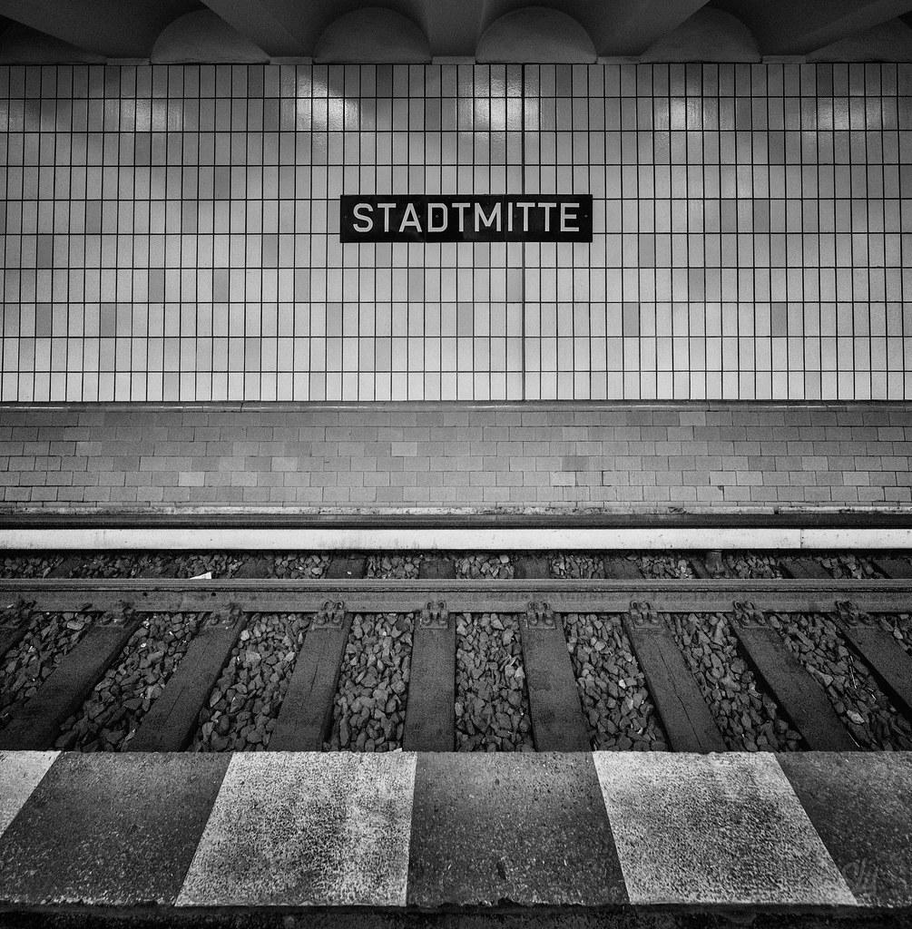 Stadtmitte Station
