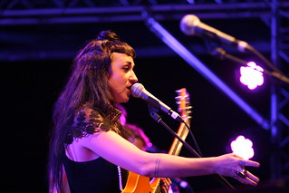 Nai Palm- Hiatus Kaiyote at WOMADelaide 2014