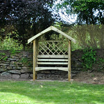 Arbour bench 3