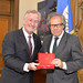Secretary General Receives Member of the Government Council of the Order Malta