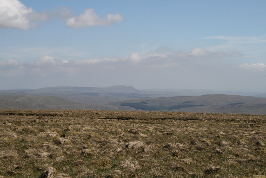 Pen-y-Ghent from Baugh Fell