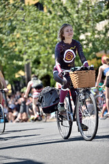 Fremont Summer Solstice Parade Cyclist 2015 (300)