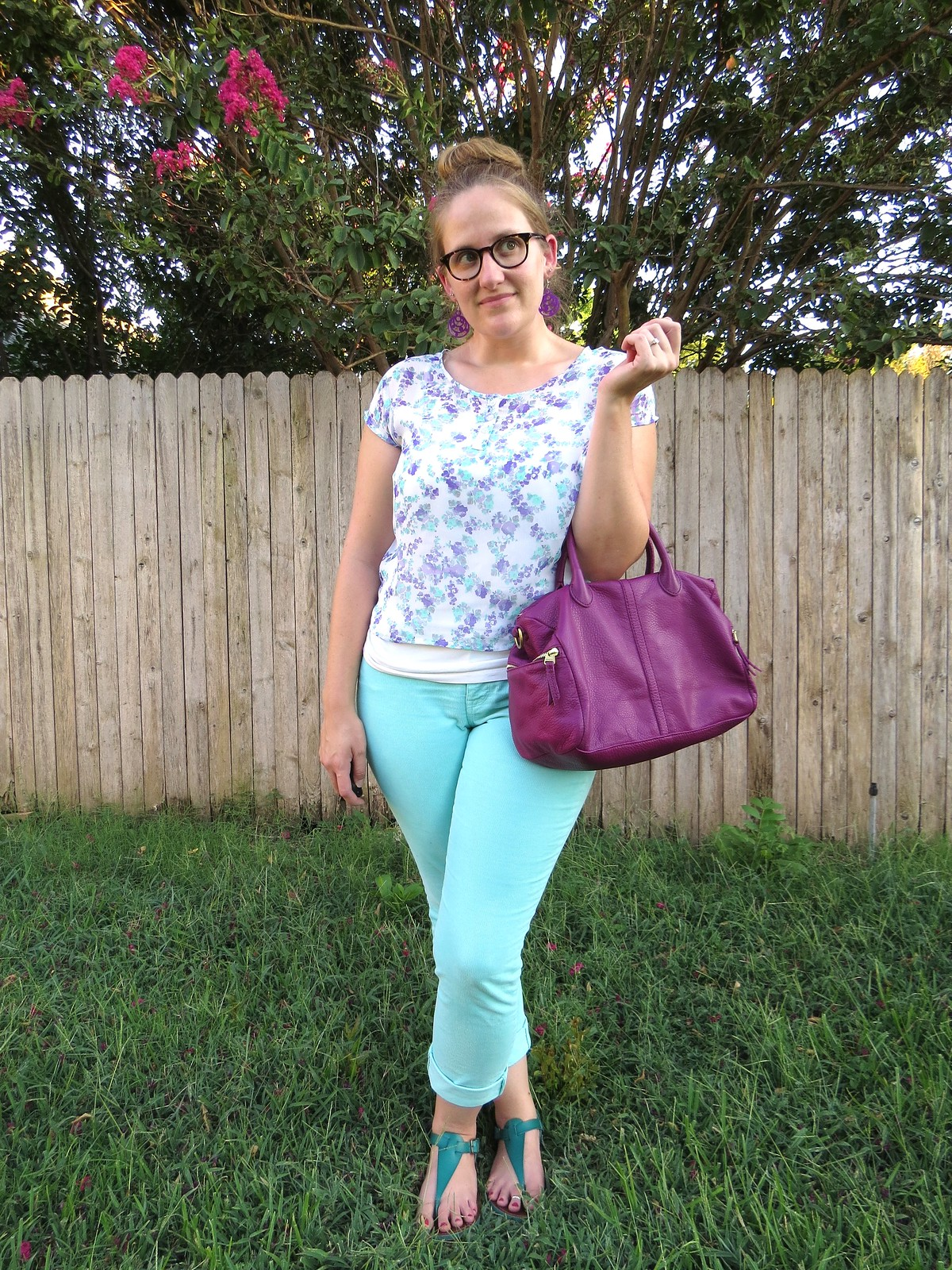 Thrift Style Thursday: Summer Nights
