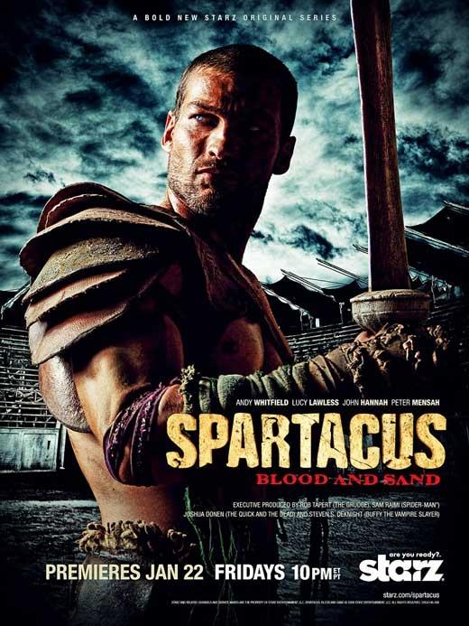 Spartacus: Máu Và Cát - Spartacus: Blood And Sand (2010)