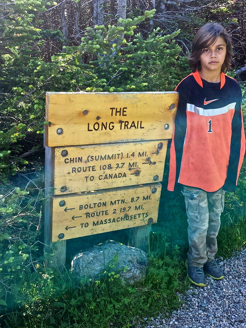 the long trail - vermont