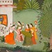 Krishna et les gopî (musée Guimet, Paris) ©dalbera