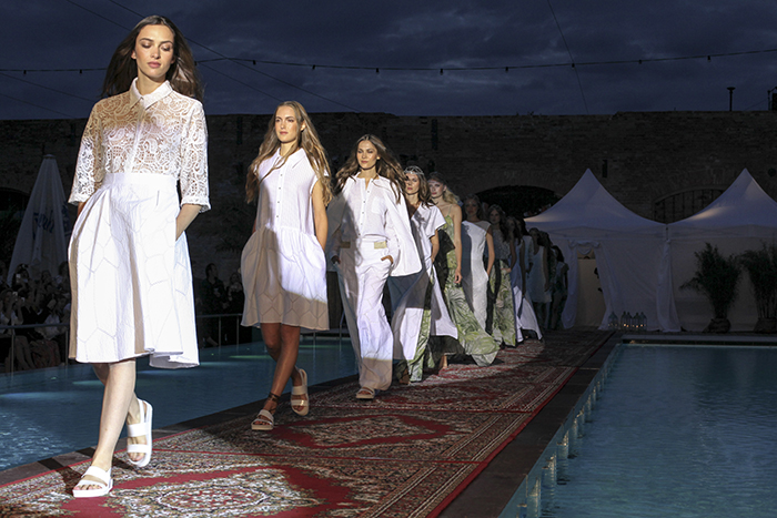 Holy Ghost Runway Show großes Finale in Berlin