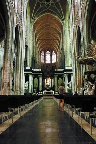 Cattedrale di Gent: Interni