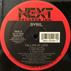 SYBIL:DON'T MAKE ME OVER(LABEL SIDE-B)