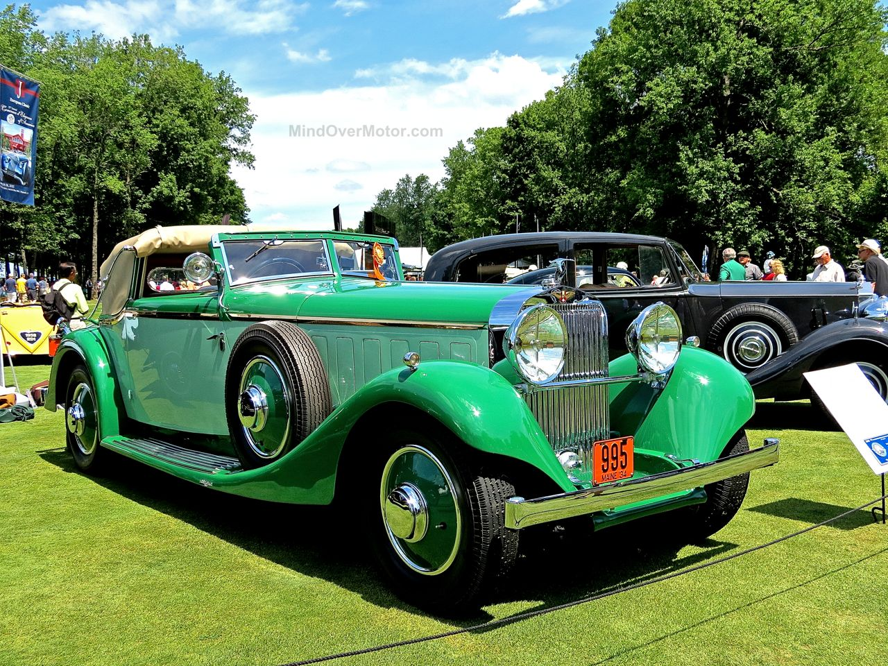 Hispano Suiza Concours of America 3