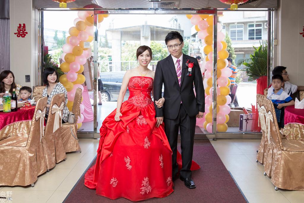 婚禮紀錄-高雄-展誠&鳳綿-文定午宴 X 吉喜海鮮餐廳 (57)