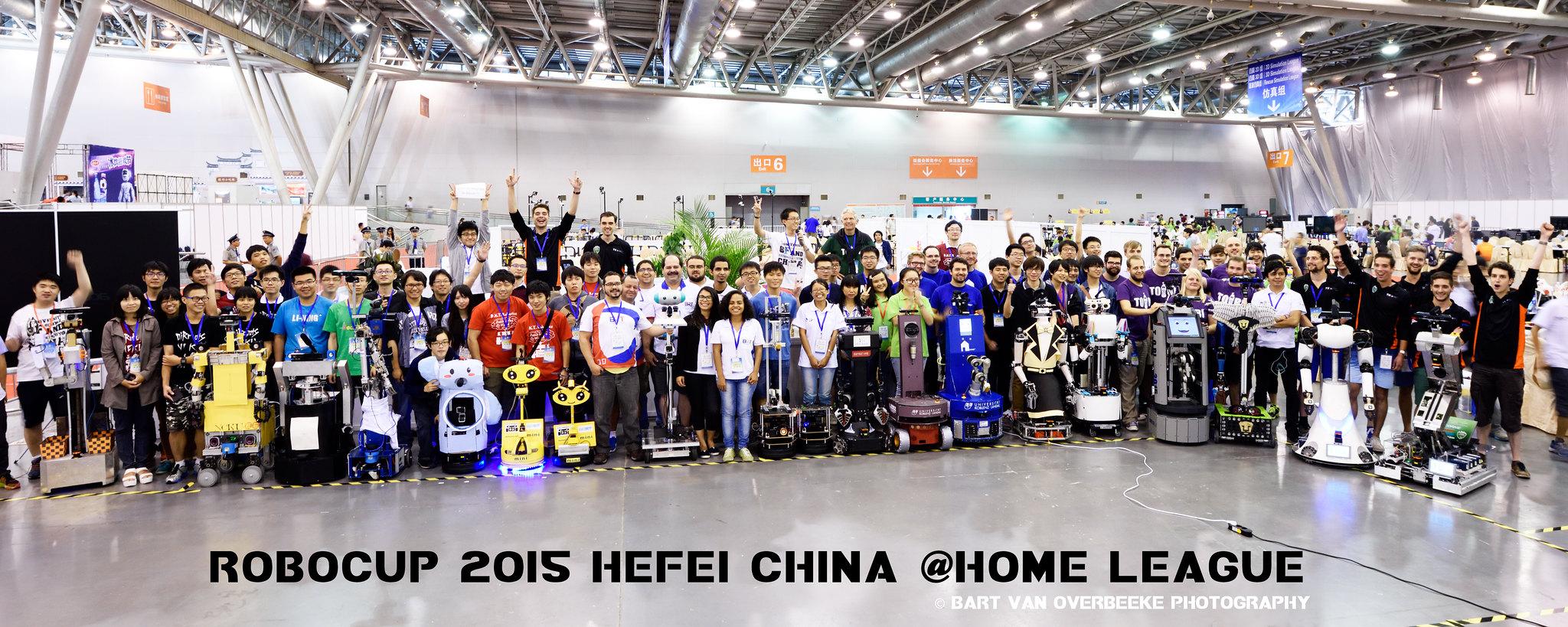 WK RoboCup 2015 China