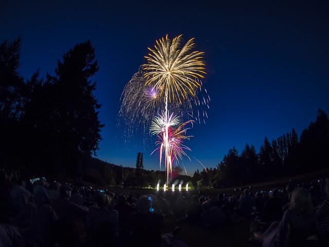 Butchart Gardens Fireworks_1