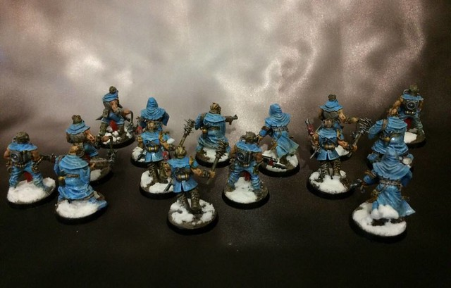 Tzeentch Cultists from the Assassinorum: Execution Force boxed set