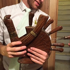 Knife Turkey!!! :hocho::poultry_leg: