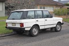 automobile, automotive exterior, range rover, sport utility vehicle, first generation range rover, vehicle, land vehicle,