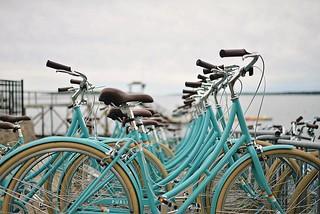 Spruce Point Inn Bikes