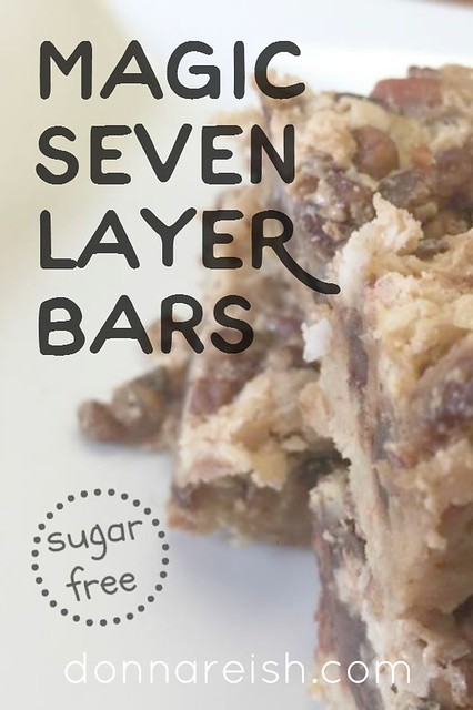 Magic Seven Layer Bars