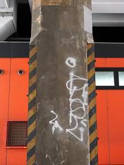 Graffiti in Tokyo 2016