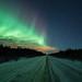 Aurora Vanishing Point by lot16ca